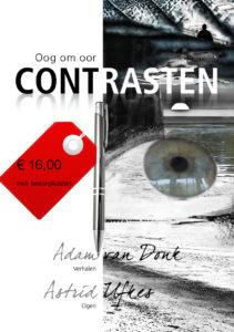 Nieuw! boek CONTRASTEN